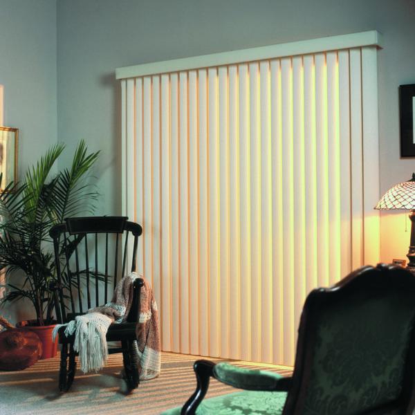 MaxxValue PVC vertical blinds