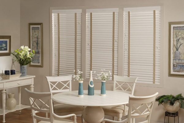 Zurich Faux Wood Blinds